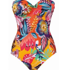 Empreinte Sun One piece in Feu