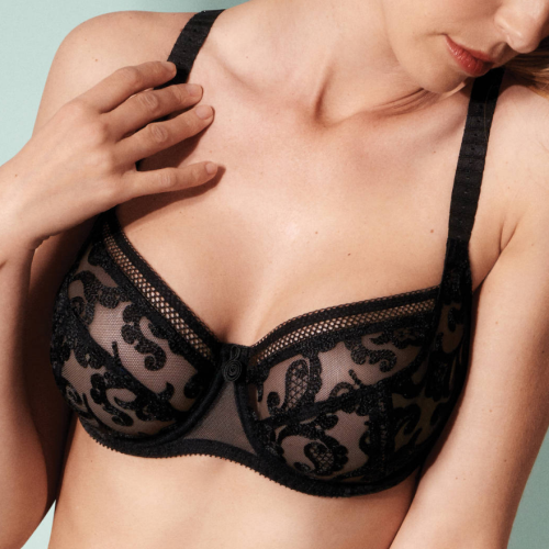 Empreinte Stella Bra in Black