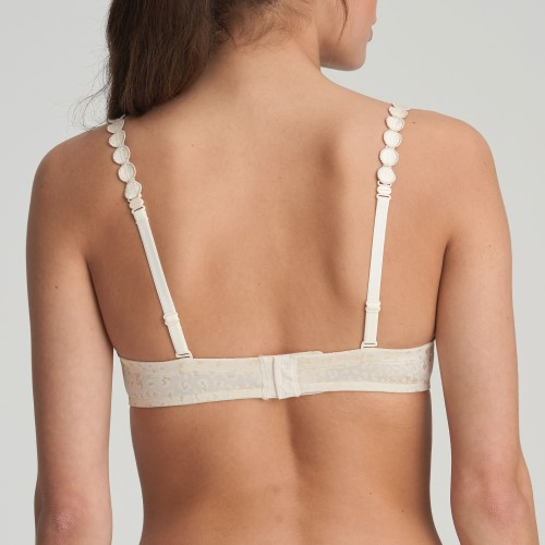 Tom Push-up Bra in Pearled Ivory by Marie Jo