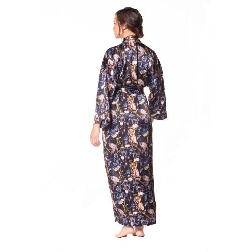 Darwin Long Robe by Christine