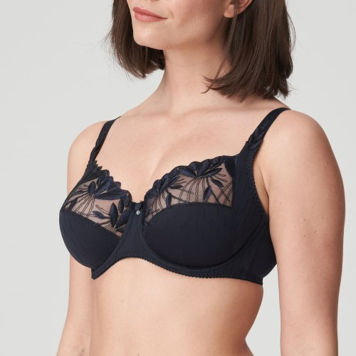 Orlando Full Cup Bra in Night Blue by Prima Donna