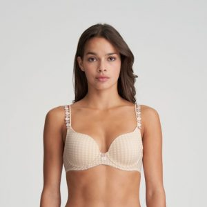 Avero Heart Shape Bra in Tiny by Marie Jo
